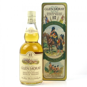 Glen Moray 12 Year Old / Argyll and Sutherland Highlanders