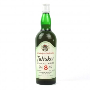 Talisker 8 Year Old 1970s