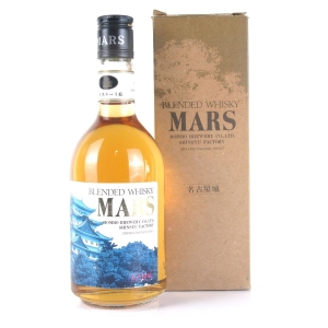 Mars Blended Whisky 55cl