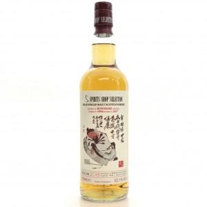 Bowmore 1996 Spirits Shop' Selection / Whisky Live 2018
