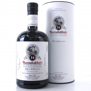 Bunnahabhain 14 Year Old Cognac Cask Finish / Feis Ile 2011