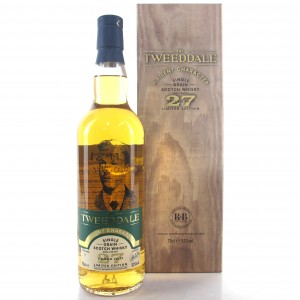 Tweeddale 27 Year Old Single Grain / A Silent Character