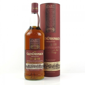 Glendronach 12 Year Old Original / 1 Litre