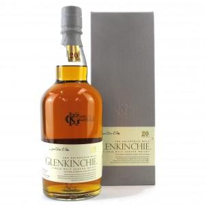 Glenkinchie 20 Year Old Brandy Cask Finish