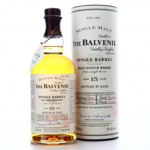 Balvenie 1977 Single Barrel 15 Year Old #8813 / Bottled at 17 years old