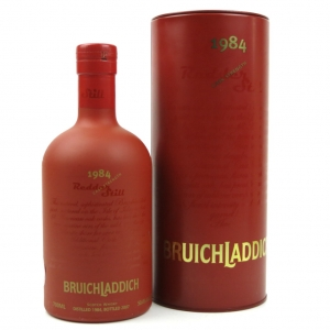 Bruichladdich 1984 Redder Still 22 Year Old