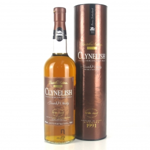 Clynelish 1991 Distillers Edition 2006