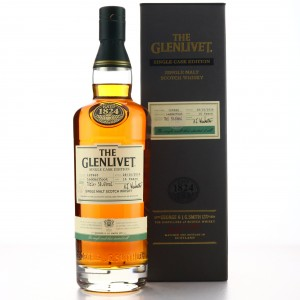 Glenlivet 16 Year Old Single Cask #120960 / Ladderfoot