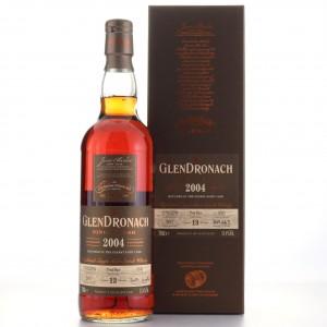 Glendronach 2004 Single Port Cask 13 Year Old #3342