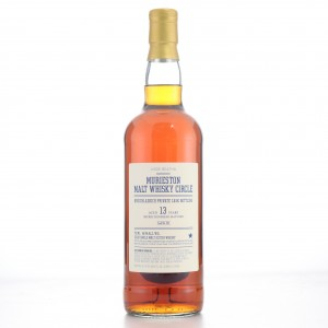 Bruichladdich 13 Year Old Private Cask #1511 75cl / Muriston Malt Whisky Circle