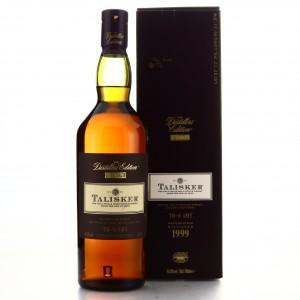 Talisker 1999 Distillers Edition