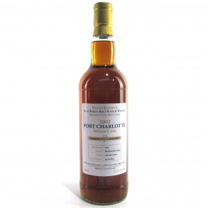 Port Charlotte 2002 Private Cask 7 Year Old