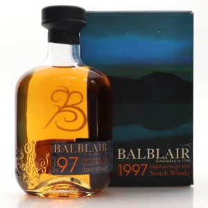 Balblair 1997 1st Release 2008