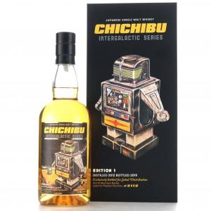 *Chichibu 2012 Single Ex-Peated Bourbon Cask #2112 / Intergalactic Edition 1 - with Tote Bag