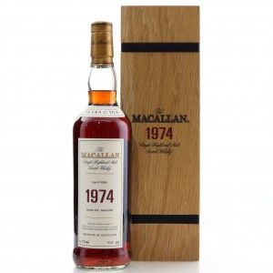 Macallan 1974 Fine and Rare 30 Year Old