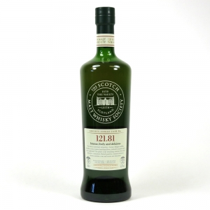 Arran 1999 SMWS 15 Year Old 121.81 Front