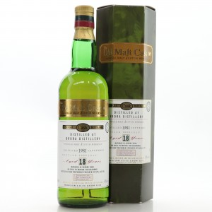 Brora 1981 Douglas Laing 18 Year Old Sherry Cask