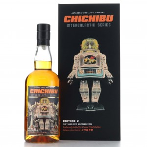 *Chichibu 2011 Single Belgian Stout Cask #4549 / Intergalactic Edition 2 - with T-shirt & Tote Bag