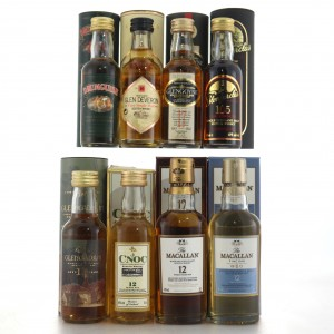 Miniature Selection 8 x 5cl