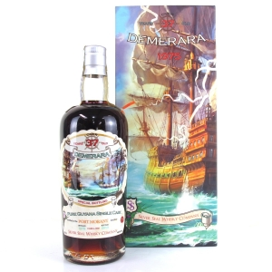 Port Morant 1975 Silver Seal 37 Year Old Demerara Rum