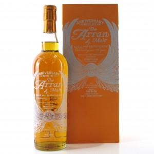 Arran 1999 15th Anniversary Bottling