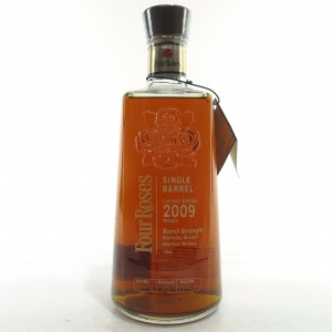 Four Roses 11 Year Old Single Barrel #43-3N / Signed