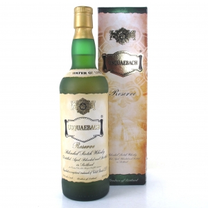 Usquaebach Reserve Blended Scotch Whisky