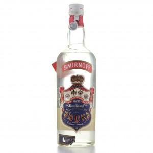 Smirnoff Vodka 1950s