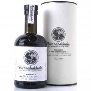 Bunnahabhain 8 Year Old Hand Filled 20cl / 1st Fill Oloroso