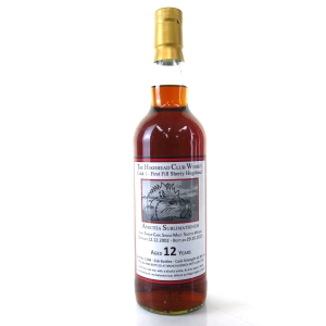 Bruichladdich 2002 The Hogshead Club Whisky 12 Year Old