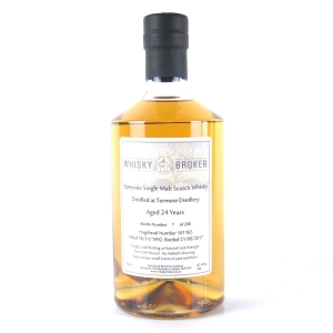 Tormore 1992 Whisky Broker 24 Year Old