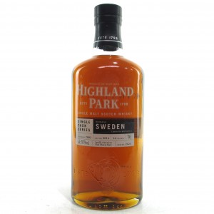 Highland Park 2002 Single Cask 14 Year Old #2121 / Swedish Exclusive