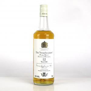 Strathconon 12 Year Old Blended Malt 1980s