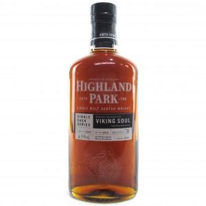 Highland Park 2002 Single Cask 14 Year Old #2544 / Viking Soul