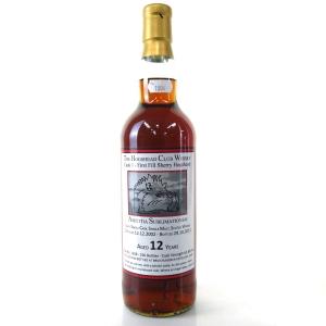 Bruichladdich 2002 The Hogshead Club Whisky 12 Year Old