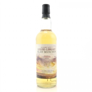 Laphroaig 1996 Whisky Agency 12 Year Old / Liquid Library