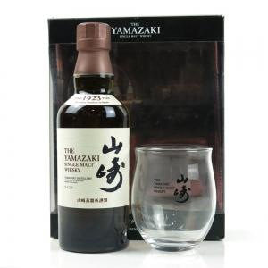 Yamazaki 35cl and Glass Gift Pack