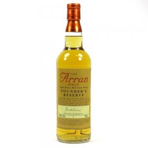 Arran Founder's Reserve Front