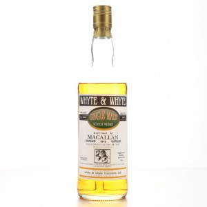 Macallan 1975 Whyte and Whyte 19 Year Old Sherry Cask 75cl / Spirits Library