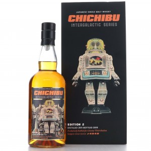 Chichibu 2011 Single Belgian Stout Cask #4549 / Intergalactic Edition 2 - with T-shirt & Tote Bag