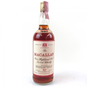 Macallan 1937 Gordon and MacPhail