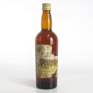 Choice Old Moorland Scotch Whisky 1960s