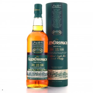 Glendronach 15 Year Old Revival / Pre-2015