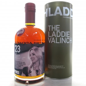 Bruichladdich 2004 Julie Chalmers Valinch 12 Year Old / First Fill Sherry Cask