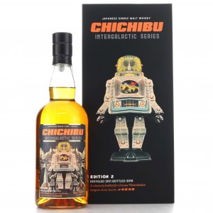 Chichibu 2011 Single Belgian Stout Cask #4549 / Intergalactic Edition 2 - with T-shirt & Tote Bag