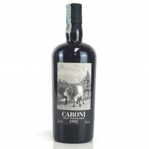 Caroni 1992 18 Year Old Heavy Trinidad Rum