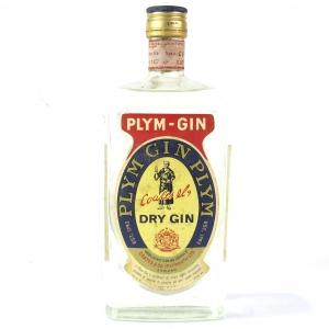 Plym Dry Gin 1970s