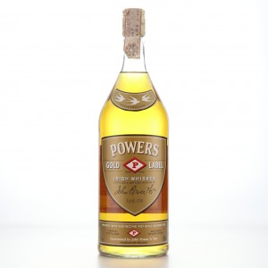 Powers Gold Label 1 Litre 1980s