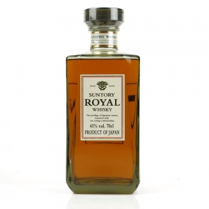 *BACK PIC Suntory Royal Whisky