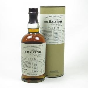Balvenie Tun 1401 Batch #4